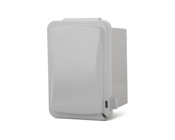 Interrupteur Simple extérieur - Boîte & Couvert Imperméable